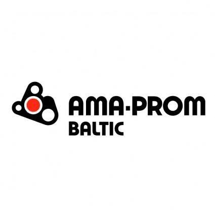 Ama prom baltic