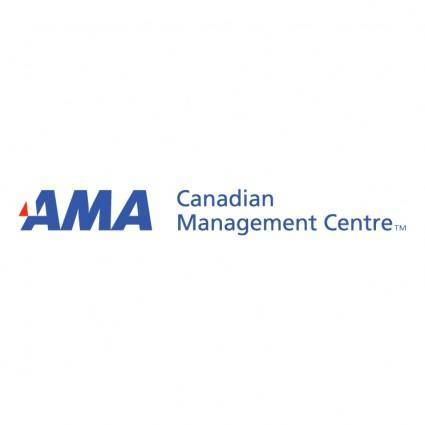 Ama canadian management centre
