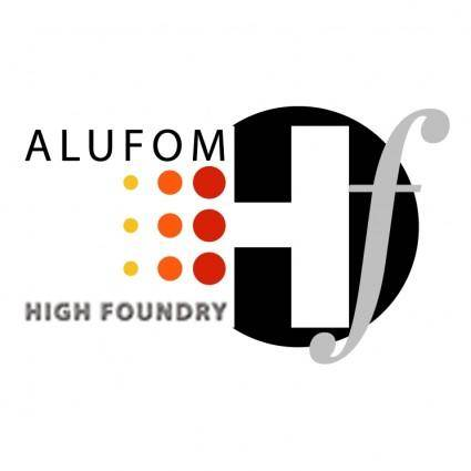 free vector Alufom high foundry