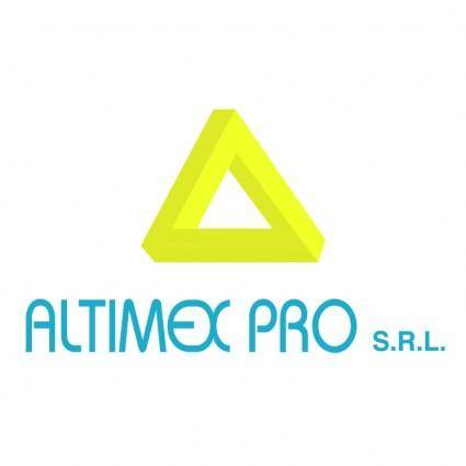 free vector Altimex pro