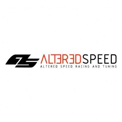 Alteredspeed
