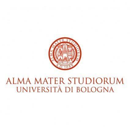 free vector Alma mater studiorum