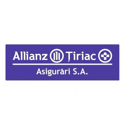 free vector Allianz tiriac 1