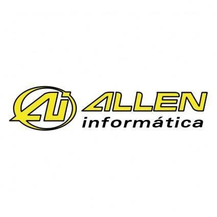 free vector Allen informatica