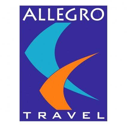 free vector Allegro travel