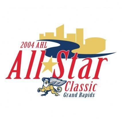 free vector All star classic grand rapids