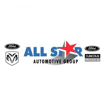 free vector All star automotive 0