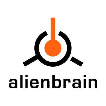 free vector Alienbrain