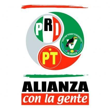 free vector Alianza con la gente