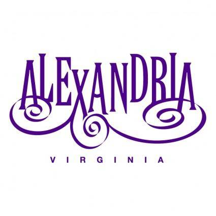 free vector Alexandria virginia