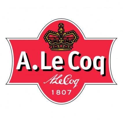 free vector Ale coq