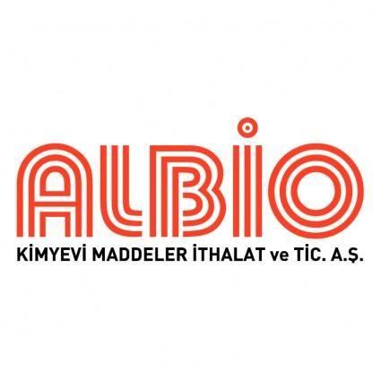 Albio kimyevi maddeler