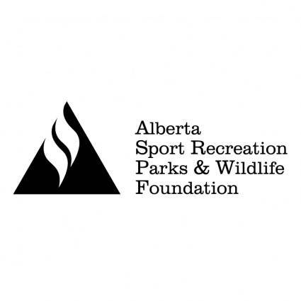 Alberta sport recreation parks and wildlife foundation