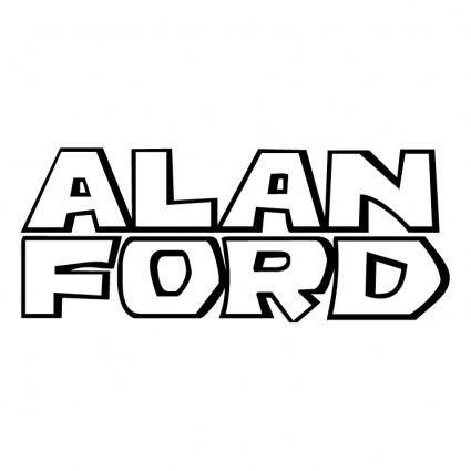 free vector Alan ford