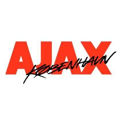 free vector Ajax copenhagen