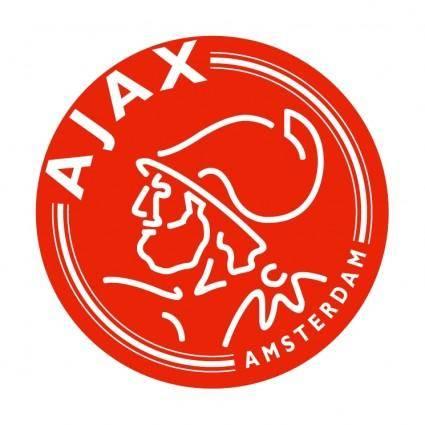 free vector Ajax amsterdam