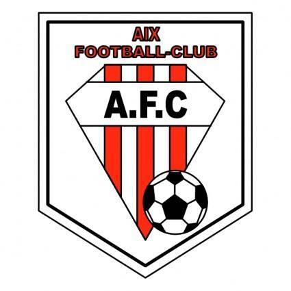 free vector Aix football club