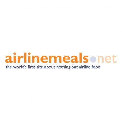 free vector Airlinemealsnet