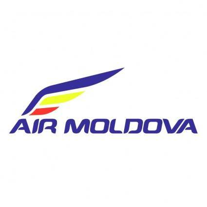 free vector Air moldova 0