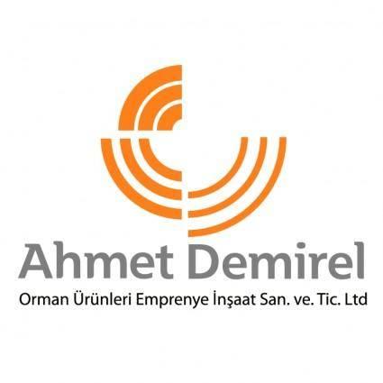 Ahmet demirel