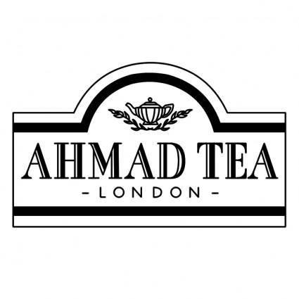 Ahmad tea 1