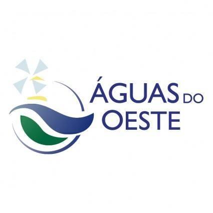 free vector Aguas do oeste