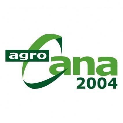 Agrocana 2004