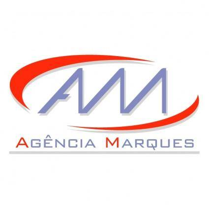 free vector Agencia marques