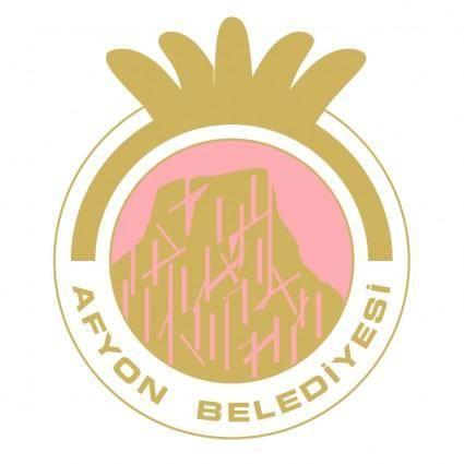 Afyon belediyesi
