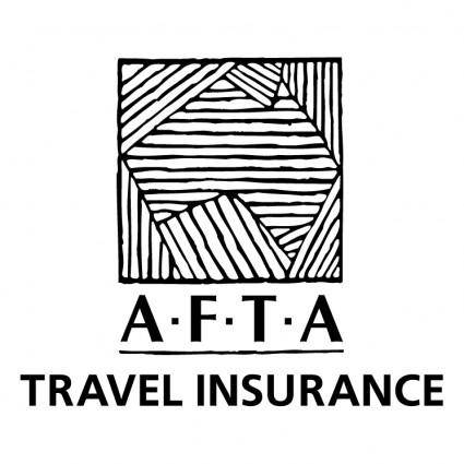 free vector Afta travel insurance