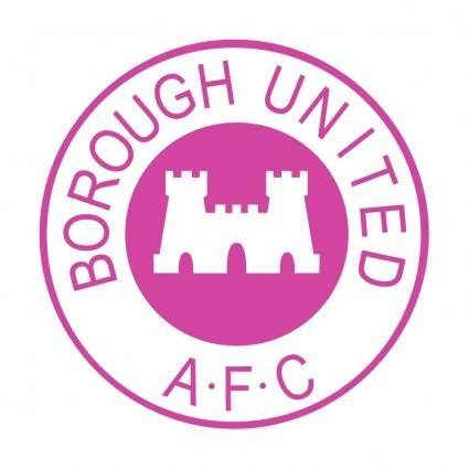 free vector Afc borough united wrexham