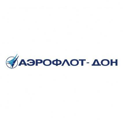 Aeroflot don