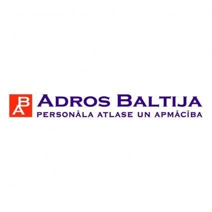 free vector Adros baltija