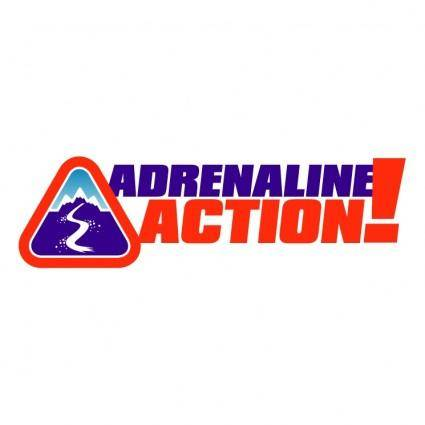 free vector Adrenalin action