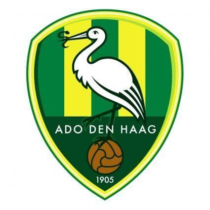 free vector Ado den haag 0