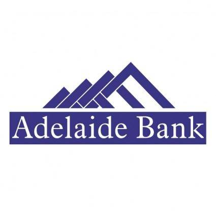 free vector Adelaide bank