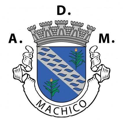 free vector Ad machico