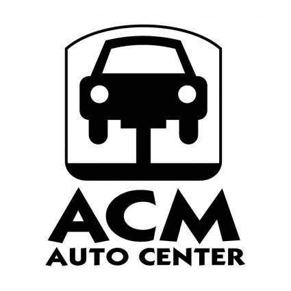 free vector Acm auto center
