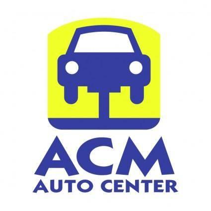 free vector Acm auto center 0