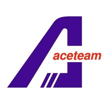 free vector Aceteam