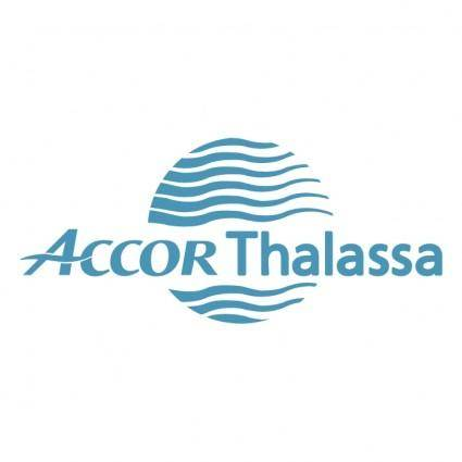 free vector Accor thalassa