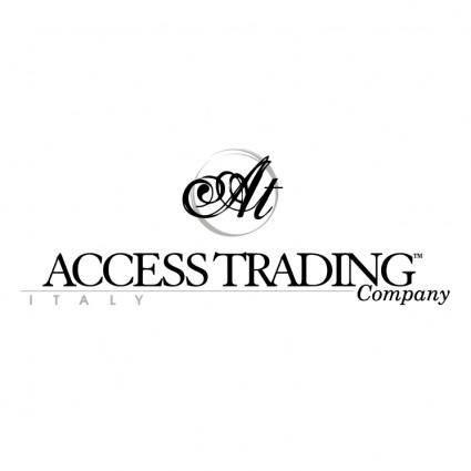 free vector Access trading company