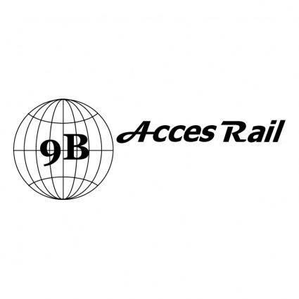 Acces rail