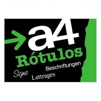 A4 rotulos 0