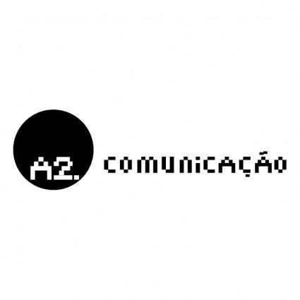 free vector A2 comunicacao