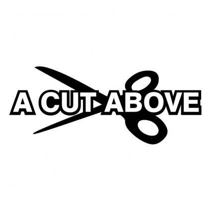 free vector A cut above