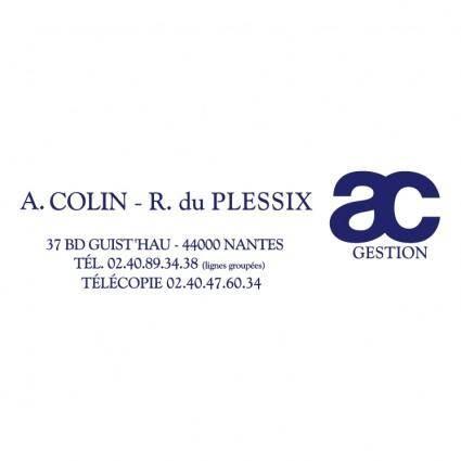 free vector A colin r du plessix