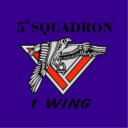 5th squadron 1 wing