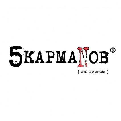 5 karmanov