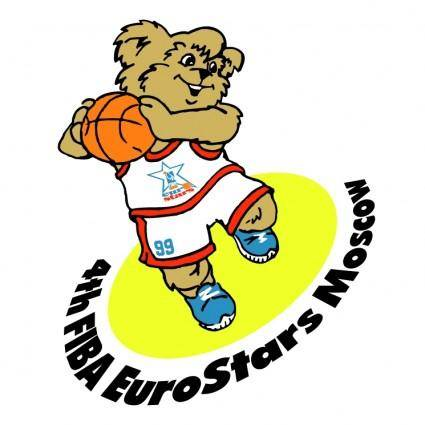 4th fiba eurostars moscow 1999